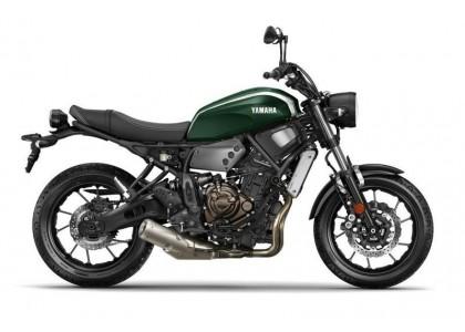 Alerta por fallo Yamaha XSR700