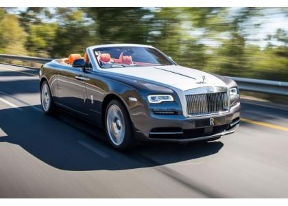 Alerta por fallo Rolls-Royce Dawn