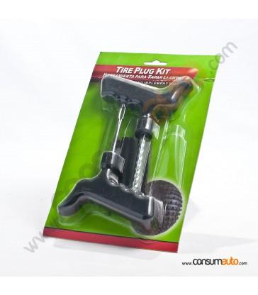 Kit Reparación Neumáticos Económico