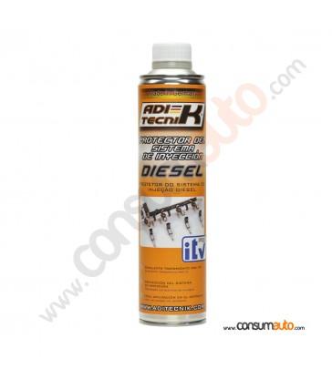 Protector del sistema de inyección diesel