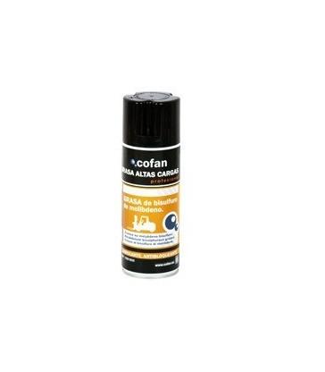 Grasa Bisulfuro de Molibdeno Spray Cofan 400ml.