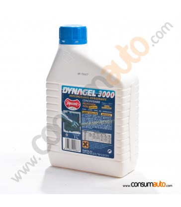 Anticongelante Dynamic Dynagel 3000 Concentrado 1Lt.