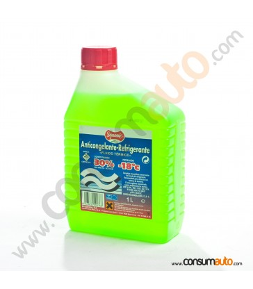 Anticongelante Dynamic Dynagel 3000 30% 1Lt.