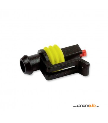 Conector estanco Super Seal 1 via macho