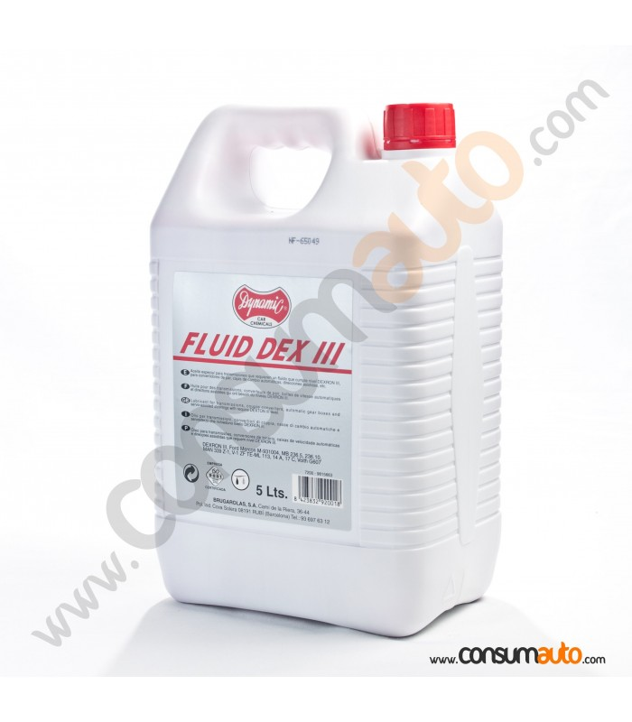 ATF Dynamic Fluid Dexron-III 5Lt.