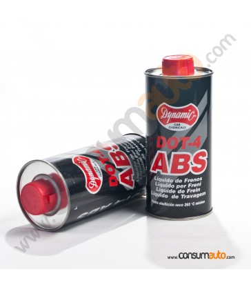 Liquido de frenos Dynamic DOT-4 ABS