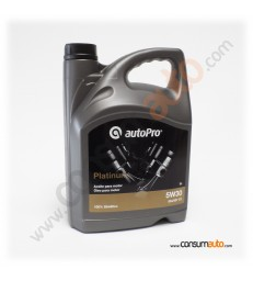Aceite AutoPro PLATINUM - 504/507 C3 5W30 5 L.