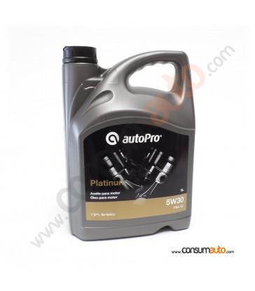 Aceite AutoPro PLATINUM - PSA C2 5W30 5 L.