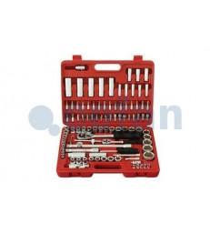 Maletín herramientas 108 piezas
