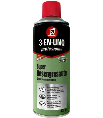 3en1 Super Desengrasante 400ml