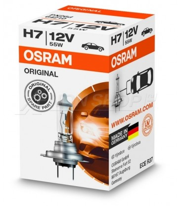 Lámpara H7 Osram Original