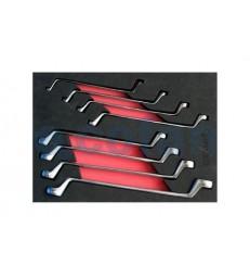 Carro de herramientas con dotación Evolution 6 cajones
