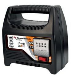 Cargador de batería Comutech 12v-6A