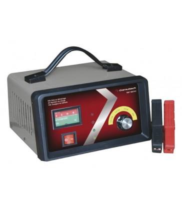 Cargador / Arrancador de batería Comutech 6/12v-12A automático