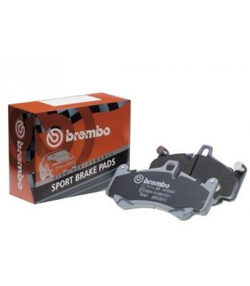 Pastillas de freno Brembo Sport HP2000