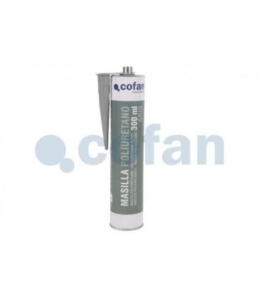 Masilla poliuretano gris 300ml
