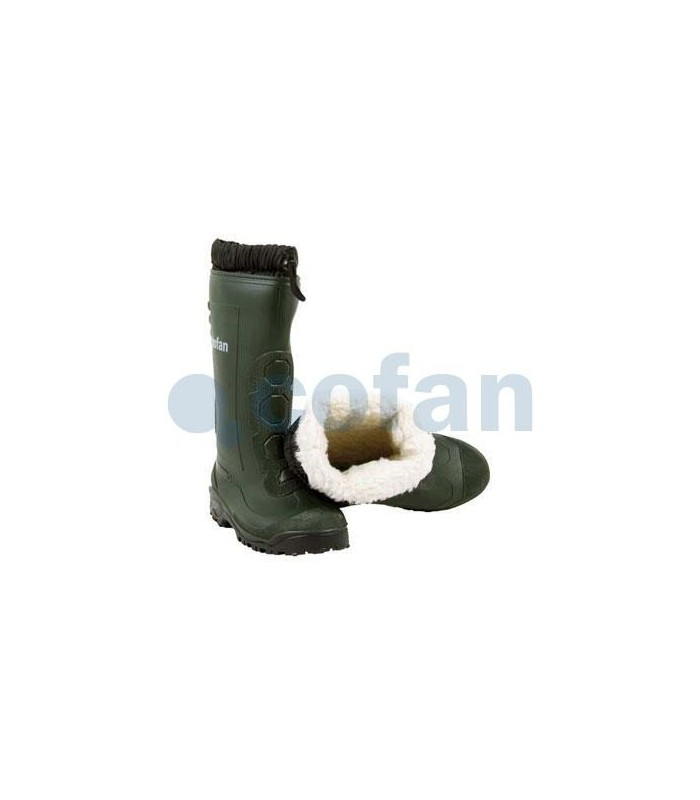Bota de agua de alta calidad con forro polar Escarcha