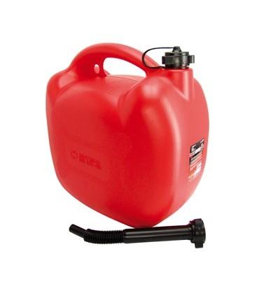 Bidón de combustible polietileno