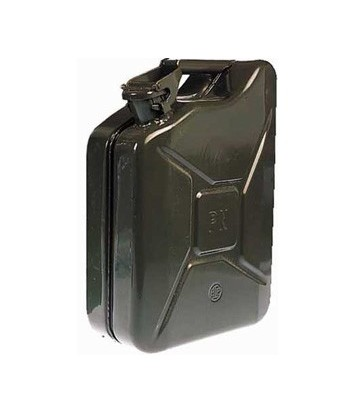 Jerrycan / Bidón metálico de combustible