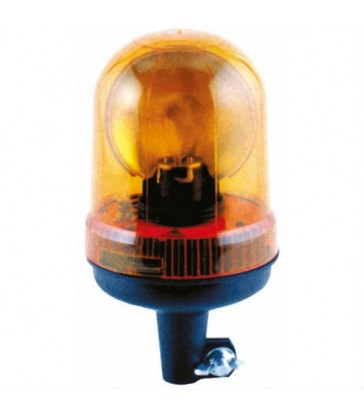 Faro rotativo para varilla flexible 12V-24V