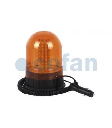 Faro rotativo LED imantado o atornillado 12V-24V