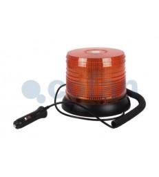 Faro rotativo LED para carretillas imantado o atornillado 12V-24V