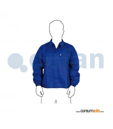 Cazadora de Trabajo Azul