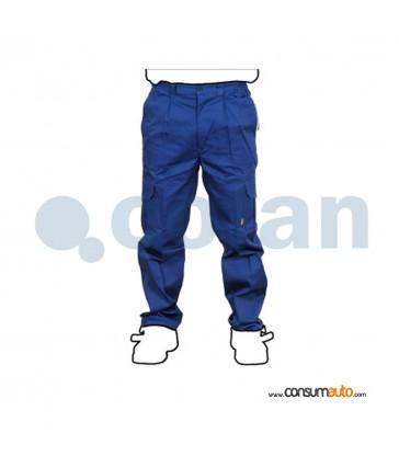 Pantalon de Trabajo Azul
