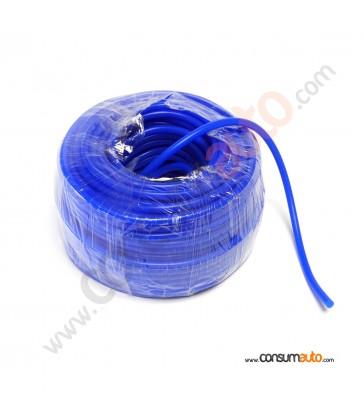 Tubo de Silicona para Vacio o Sin Presion 4mm (precio metro)